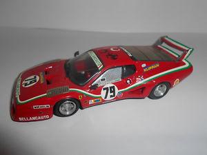 【送料無料】模型車 モデルカー スポーツカーフェラーリamrferrari 512 bb lm bellancauto n 79