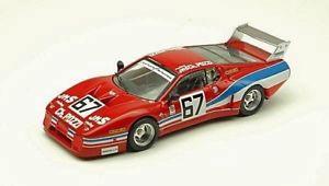 【送料無料】模型車 モデルカー スポーツカーベストモデルフェラーリデイトナレナjm 2119780 best model bt9300 ferrari 512 bb n67 54th daytona 1979 ballot lenal:hokushin