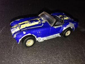 【送料無料】模型車 モデルカー スポーツカークラシックコブラリアルライダーストライプメキシコホットホイールclassic cobra real riders blue with yellow stripes mexico 164 hot wheels