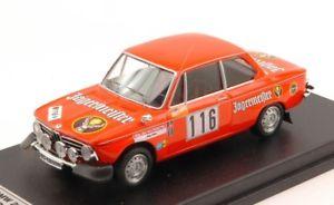【送料無料】模型車 モデルカー スポーツカーオリンピアラリーjm 2143335 trofeu tffpm 43 bmw 2002 n116 retired olympia rally 1972 stillerwag