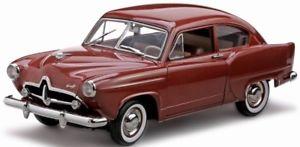 【送料無料】模型車 モデルカー スポーツカーカイザーヘンリーダークレッドモデルjm 2129061 vitesse 05101 kaiser henry j dark red 1951 118 model