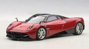 【送料無料】模型車 モデルカー スポーツカーオートアートゲートウェイモデルjm 2144707 auto artgateway aa58208 pagani huarya 2012 red 143 model