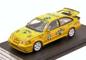 【送料無料】模型車 モデルカー スポーツカーフォードシエラ……jm 2190399 trofeu tfgrb 06 ford sierra rs500 meat 1st 1989 n02 bjorn skogstadt