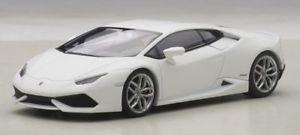 【送料無料】模型車 モデルカー スポーツカーオートアートゲートウェイランボルギーニホワイトjm 2145457 auto artgateway aa54601 lamborghini huracan lp6104 2014 white 143