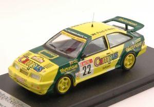 【送料無料】模型車 モデルカー スポーツカーフォードシエラコスワースイープルjm 2145063 trofeu tffr 4b05 ford sierra cosworth n22 11th 24 h d ypres 1988 m