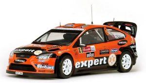 【送料無料】模型車 モデルカー スポーツカーサンスターフォードフォーカスメキシコソルベルグマイナーjm 2135337 sunstar ss3952 ford focus n6 6th mexico 2010 h solbergi minor 11