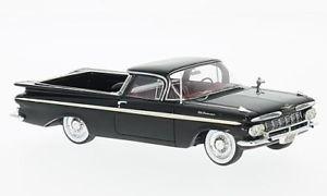【送料無料】模型車 モデルカー スポーツカーネオスケールモデルネオシボレーエルカミーノモデル