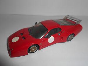 【送料無料】模型車 モデルカー スポーツカーフェラーリamrferrari 512 bb lm prezentation