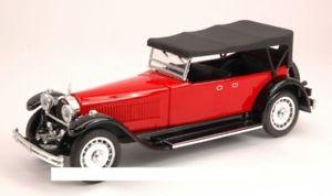 【送料無料】模型車 モデルカー スポーツカーリオリブガッティロワイヤルクローズモデルjm2134784rio ri4432 bugatti 41 royale torpedo 1927 closed 143 model
