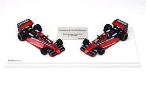 【送料無料】模型車 モデルカー スポーツカーアルファロメオラウダワトソンイタリアスケールモデルalfa romeo bt46 lauda watson italian gp 1978 true scale 143 tsm124305 model