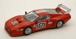 【送料無料】模型車 モデルカー スポーツカーベストモデルフェラーリデイトナjm 2119777 best model bt9297 ferrari 512 bb lm n69 36th 24 h daytona 1980 henn