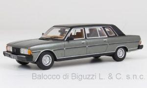 【送料無料】模型車 モデルカー スポーツカーネオスケールモデルネオプジョーロングバージョンリムジングレーjm2193254neo scale models neo47080 peugeot 604 long version limo grey 1981