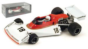 【送料無料】模型車 モデルカー スポーツカースパーク#グランプリブレットスケールspark s4007 surtees ts19 18 british gp 1976 brett lunger 143 scale