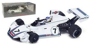 【送料無料】模型車 モデルカー スポーツカースパークブラバム#ドイツグランプリカルロスロイテマンスケールspark s4787 brabham bt44b 7 winner german gp 1975 carlos reutemann 143 scale