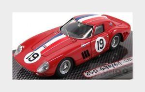【送料無料】模型車 モデルカー スポーツカーフェラーリクーペ#キロモードferrari 250 gto coupe 19 1000km parigi 1964 sigala lualdi mg 143 gto43078 mode