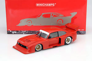【送料無料】模型車 モデルカー スポーツカーフォードカプリターボロホford capri turbo t 5 ao fabricacin 1979 cuerpo liso versin rojo 118