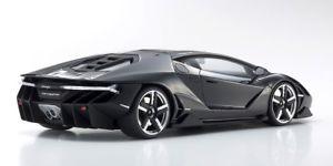 【送料無料】模型車 モデルカー スポーツカーランボルギーニメタリックブラックグアテマラ