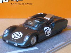 【送料無料】模型車 モデルカー スポーツカーローバールマン#bizarre 143 rover brm le mans 1963 00 bz301 neu ovp