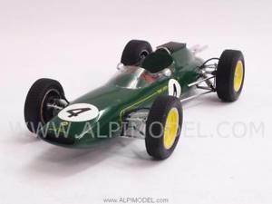 【送料無料】模型車 モデルカー スポーツカーロータス#オランダジムlotus 25 9 gp netherlands 1962 jim 118 spark 18s119