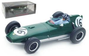 【送料無料】模型車 モデルカー スポーツカースパークロータス#グランプリグラハムヒルスケールspark s5340 lotus 16 16 british gp 1958 graham hill 143 scale