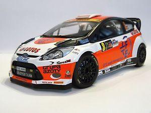 【送料無料】模型車 モデルカー スポーツカースケールロバートクビサモンツァラリーショーコードモデルフォードフィエスタ118 scale robert kubica monza rally show 2014 code3 model ford fiesta wrc