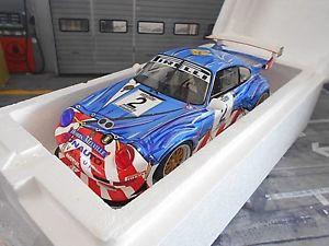 【送料無料】模型車 モデルカー スポーツカーポルシェグアテマラ#フランスporsche 911 993 gt2 1998 2 ffsa sonauto french gt jarier gt spirit resin 118