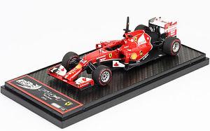【送料無料】模型車 モデルカー スポーツカーフェラーリフェルナンドアロンソテストヘレスbbr 143 ferrari f14t fernando alonso test jerez 2014 bbrc143