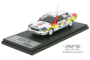 【送料無料】模型車 モデルカー スポーツカーアウディラリースカラaudi 200 quattrolombard rac rally 1988armin schwarz 143 scala 43