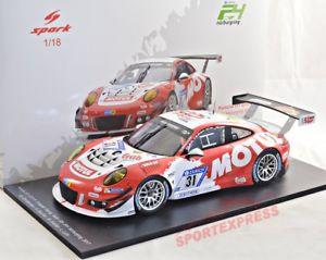 【送料無料】模型車 モデルカー スポーツカースパークシングルポルシェグアテマラニュルブルクリンク# 118 spark 18sg023 porsche 911 gt3, 24 hours nrburgring 2017, 31