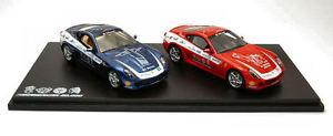 【送料無料】模型車 モデルカー スポーツカーフェラーリセットモデルferrari 599 panamerica set 2006 143 model redline