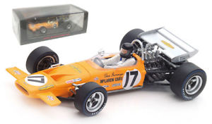 【送料無料】模型車 モデルカー スポーツカースパークマクラーレン#フランスグランプリダンガーニースケールspark s4844 mclaren m14a 17 6th french gp 1970 dan gurney 143 scale