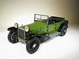 【送料無料】模型車 モデルカー スポーツカーランチアラムダtogi lancia lambda 1927 123