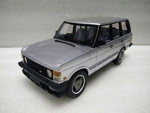 【送料無料】模型車 モデルカー スポーツカーグッズレンジローバーシルバーズls collectibles range rover silver 118 ls001b ltd750