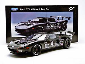 【送料無料】模型車 モデルカー スポーツカーフォードテストカーautoart 118 ford gt lm test car 2005 80514