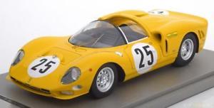 【送料無料】模型車 モデルカー スポーツカーフェラーリ#デイトナビアンキヴァン118 tecnomodel ferrari 365 p2 25, 24h daytona bianchivan ophen 1966