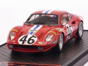 【送料無料】模型車 モデルカー スポーツカーフェラーリ#ルマンferrari 246 gt nart 46 le mans 143 bbr bbrc 75
