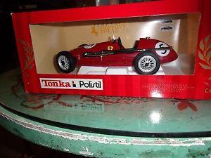 【送料無料】模型車 モデルカー スポーツカーフェラーリ#ボックスオンtonka polistil 116 ferrari 500 f2 gt red 5 in box