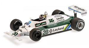 【送料無料】模型車 モデルカー スポーツカーウィリアムズフォードフォーミュラカルロスロイテマンwilliams ford fw07b 28 formula 1 1980 carlos reutemann