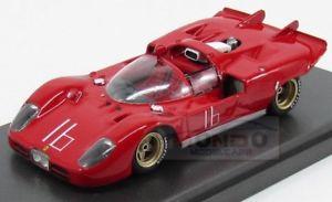 【送料無料】模型車 モデルカー スポーツカーフェラーリスパイダー#バージニアシティーモデルferrari 512s spider ch1006 16 cote virginia city 1970 mg model 143 mg512s38
