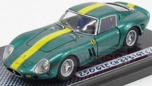 【送料無料】模型車 モデルカー スポーツカーフェラーリクーペ#モデルferrari 250 gto coupe ch3731gt62 0 rebodied gto 1962 mg model 143 mggto43046