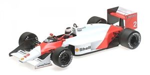 【送料無料】模型車 モデルカー スポーツカーマクラーレンステファンヨハンソンmclaren mp43 2 formula 1 1987 stefan johansson