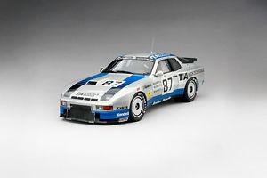 【送料無料】模型車 モデルカー スポーツカーポルシェカレラルマン#porsche 924 carrera gtr 24h le mans 1982 87 busby bundy mignot ta tsm 118