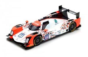 【送料無料】模型車 モデルカー スポーツカールマンoreca 05 nissan 44 lmp2 lemans 2016 tgraves m rao r merhi