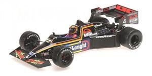【送料無料】模型車 モデルカー スポーツカーティレルフォードモナコフォーミュラtyrrell ford 012 4 monaco gp formula 1 1984 stefan bellof