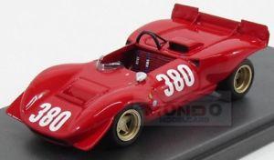 【送料無料】模型車 モデルカー スポーツカーフェラーリクモ#モデルferrari 212e spider 380 cesanasestiere 1969 pschetty mg model 143 mg43081f m