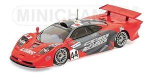 【送料無料】模型車 モデルカー スポーツカーマクラーレンチームマクラーレンルマンmclaren f1 gtr lark team mclaren tsuchiya ayles ice shelf nakaya 24h le mans 199