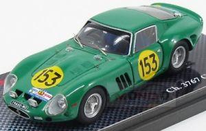 【送料無料】模型車 モデルカー スポーツカーフェラーリクーペ#ツアードフランスパイパーモデルferrari 250 gto coupe 153 tour de france 1962 piper mg model 143 mggto43031 mo