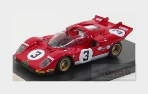 【送料無料】模型車 モデルカー スポーツカーフェラーリスパイダー#モンツァモデルモードferrari 512s spider 3 monza 1970 giunti vaccarella mg model 143 mg512s13 mode