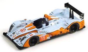 【送料無料】模型車 モデルカー スポーツカーオークペスカローロジャッド#ルマンモローoak pescarolojudd 15 le mans 2011 moreauraguesmonteriro 118
