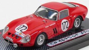 【送料無料】模型車 モデルカー スポーツカーフェラーリクーペ#ツアードフランスモデルferrari 250 gto coupe 172 tour de france 1963 fossati mg model 143 mg43044 mod